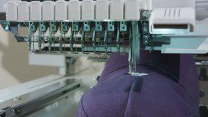 overalls borduren